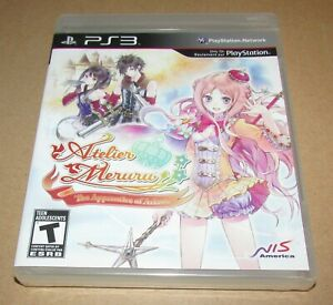 Atelier Meruru: The Apprentice of Arland (Sony PlayStation 3) Fast Shipping