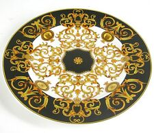 Rosenthal Porzellan Dessertteller Serie Ikarus Dekor Barocco Versace Design 18cm