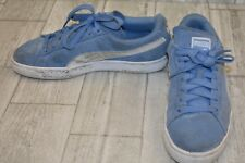 Puma Classic Sneakers-Women's size 7.5 Light Blue