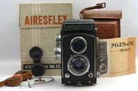 @Ship in 24 Hrs@ Discount Box Set! @ Airesflex Model IV Medium Format TLR Camera