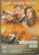 D.V.D MOVIE  DC32   AMERICANSKI  BLUES DVD