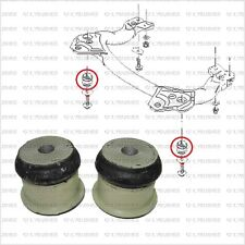 2 Front subframe, cradle bushes Audi 100 and Audi A6, OEM: 4A0399415