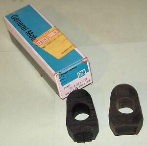 1969-1985 TransAm GP Monte GTO Cutlass NOS stabilizer bushings 371773
