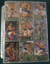 Afl 1995 Series 1 Complete Common Set EXCELLENT CONDITION 250 cards
