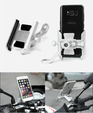 Universal Mobile Phone Holder For Motorcycle Bicycle Scooter Handlebar Mount