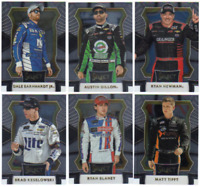 2017 Panini Select Racing NASCAR - Base Set & SP Cards - Choose Card #'s 1-140