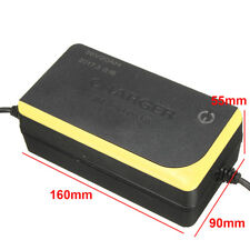 36V 20AH Intelligent Charger for Electric Scooter Bike Capable Lead-acid Battery