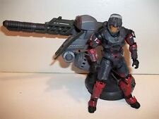 Halo Reach **Gauss Spartan Operator Set w/ Gauss Cannon** 100% Complete!!!!!