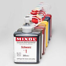 Mixol G-8 Satz Abtönfarbe Abtönkonzentrat Pigment 8 x 200ml