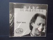 Marc de martino speci man paranormal rrc995 cd album