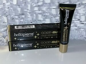 Bella Pierre Golden Glow Liquid Highlighter 2x 15 ml ( 30 ml )