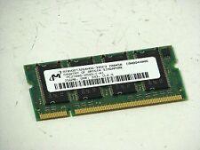 256MB RAM Speicher PC2700S-2533-1-A1 DDR 333 CL2.5  4347334-44390
