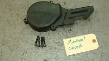 1990 HONDA CR80R OEM LEFT CRANKCASE COVER WITH FASTENERS