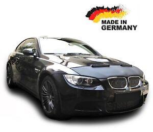 Hood Bra BMW M3 E92 E93 Car Mask Bonnet Cover Front End Stone protection NEW