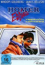 Homer und Eddie - James Belushi - Whoopi Goldberg - DVD - OVP - NEU