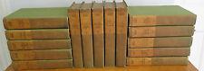 Works of JULES VERNE 15 Vols Ltd Ed Set, 1911 Illustrated