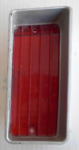 1970 CHEVROLET CHEVY BISCAYNE BEL AIR RIGHT OUTER TAIL LIGHT LENS. 5962344.