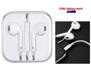 Headphone Earphone Volume Control Mic for iPhone 6 6S Plus 5 5S 4S Earbuds Fast