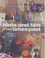 Hints and Tips from Times Past by Reader's Digest (Hardback, 2001)