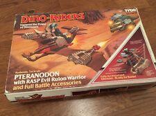 Dino Riders Pteranodon Box Only