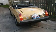 1975 MG Midget Convertible