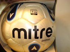 Mitre Premier Soccer Ball In Box NOS Football Size 5 The Football League