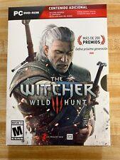 Brand New - Witcher 3: Wild Hunt (PC: Windows, 2015)