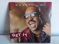 STEVIE WONDER / MICHAEL JACKSON Get it ZB 41883