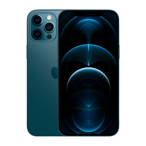 Apple iPhone 12 Pro Max 5G 256GB Pacific Blue (Verizon) MG9J3LL/A (A2342)