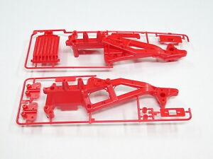 NEW TAMIYA BLACKFOOT/MONSTER BEETLE Parts A=Chassis RED MUD BLASTER TEJ4