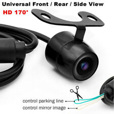 Durable Waterproof CCD Car SUV Rear View Front Side View Backup Reversing Camera