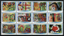 Suriname Art Stamps 2019 MNH Cosmopolitan Paintings by Hugo 12v Block