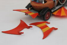 Corgi 266 Chitty Chitty Bang Bang Rear Fin (Reproduction-Painted)