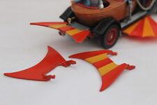 Rear Fin for Corgi 266 Chitty Chitty Bang Bang (Reproduction-Painted)