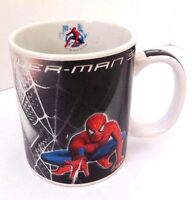 Marvel Comics Spider-Man Boy's Graphic Character Ceramic Superhero Mug NEW