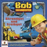 BOB DER BAUMEISTER - 014/STRANDGUT UND TREIBGUT   CD NEW