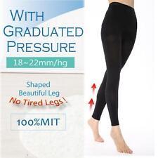 18-22mmHg Compression Slim Footless Tights Compression Socks