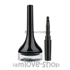 [TONYMOLY] Backstage Gel Eyeliner #1 BLACK Long Brush 4g