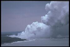 589009 de vapor y salida de lava Tubo volcanes Parque Nacional A4 Foto Impresión