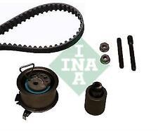 Timing Belt Kit VW Audi Seat Skoda PD 1.9 2.0 TDI Tensioner Idlers INA Quality