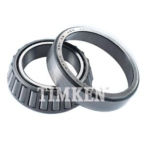 Wheel Bearing and Race Set-Manual Trans Differential Bearing and Race Set Timken