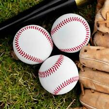 Blank Leather Baseball(s) for Games, Autographs, Gifts, Practice, Crafts