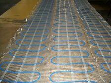 1 m²  Wasser Fußbodenheizung ; Fliesenheizung ; 8mm Dünnbettsystem