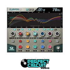 Sound Radix SurferEQ Pitch Tracking EQ PLUGIN - DIGITAL - PERFECT CIRCUIT