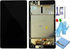 orig. ✅ Asus Nexus 7 2º Gen.2013 LCD Pantalla TÁCTIL CON MARCO 3g Versión