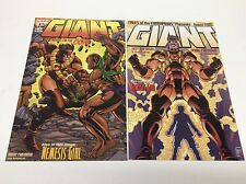 TALES OF THE CHAMPIONS #1-2 (HEROIC PUB/2005/VOL4/07161) COMPLETE SET LOT OF 2