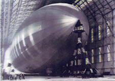 GRAF ZEPPELIN - Airship 3D Lenticular Postcard Greeting Cerd