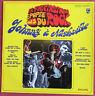 JOHNNY HALLYDAY LP ORIG FR  LA FANTASTIQUE EPOPEE DU ROCK VOL 3  A NASHVILLE