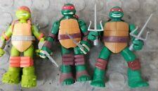 Teenage Mutant Ninja Turtles Toy Figures Bundle Kids Toys TNMT #6