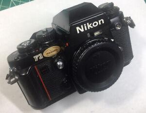 Nikon F3 35mm SLR Camera Body